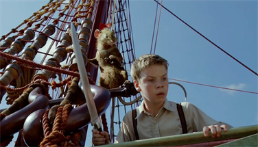The Chronicles of Narnia: The Voyage of The Dawn Treader - Featurette: Stealing Rations
