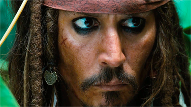 Pirates of The Caribbean: On Stranger Tides - IMAX special