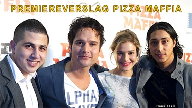 Premièreverslag Pizza Maffia