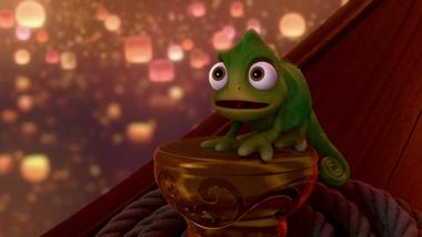 Rapunzel - Lost: Chameleon