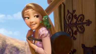 Rapunzel - Found: Rapunzel