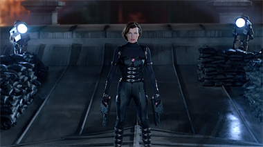 Resident Evil: Retribution 3D - trailer