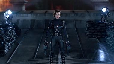 Resident Evil: Retribution 3D - trailer