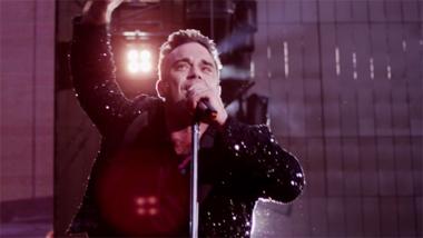 Robbie Williams Take the Crown Tour 2013 - trailer