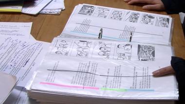 Sonny Boy - The Making of ... deel 2: Storyboard