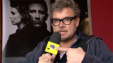 The Girl With The Dragon Tattoo - Interview