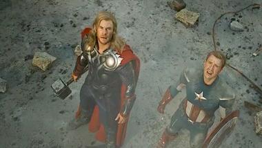 The Avengers - trailer