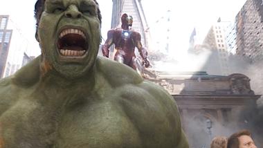 The Avengers - trailer 2