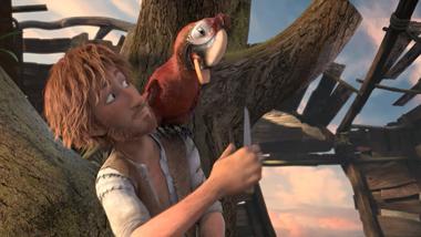 Robinson Crusoe - trailer
