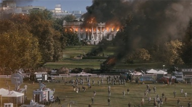 White House Down - 4 minuten trailer