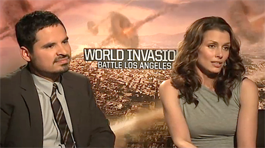 World Invasion: Battle LA - Interview met de cast!