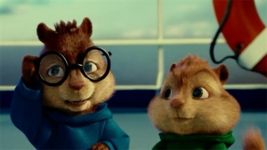 Alvin & The Chipmunks 3 - trailer NL