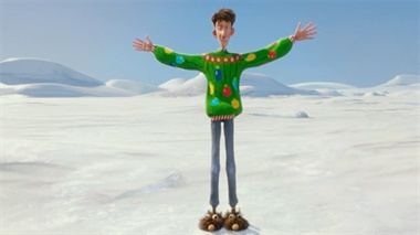 Arthur Christmas - trailer 1