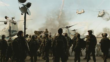World Invasion: Battle LA trailer 2