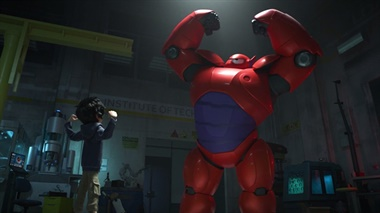Big Hero 6 (NL) - trailer