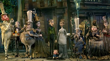 The Boxtrolls - trailer
