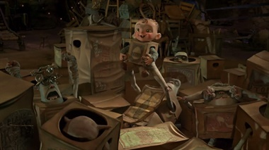 The Boxtrolls - trailer 2