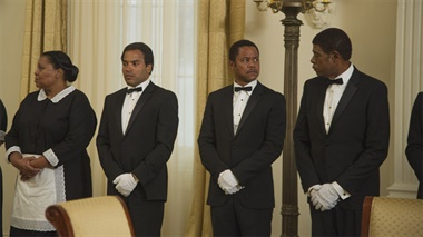 The Butler - trailer