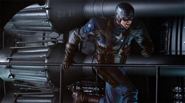 The First Avenger: Captain America - trailer 2