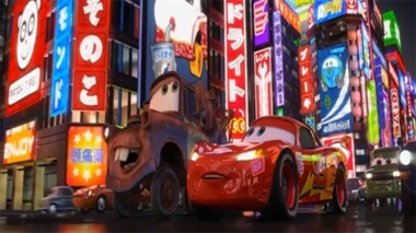 Cars 2: World Grand Prix - trailer OV