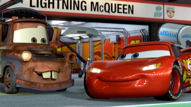 Cars World Grand Prix - trailer 3