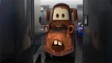 Cars 2 - Clip: Toiletbezoek