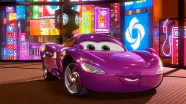 Cars 2: World Grand Prix - trailer NL