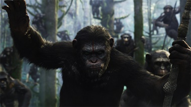 Dawn of the Planet of the Apes - teaser