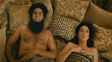 The Dictator - trailer 1