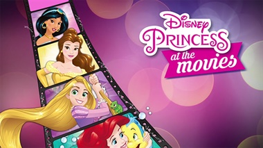 Disney Princess at the Movies - trailer
