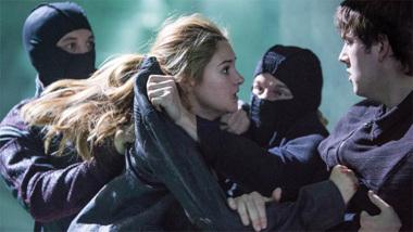 Divergent - trailer 2