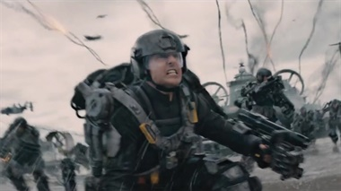 Edge of Tomorrow - trailer 2