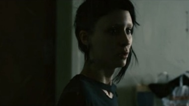 The Girl With The Dragon Tattoo - teaser