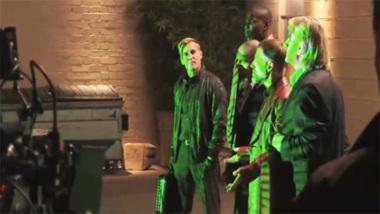 The Green Hornet - interview