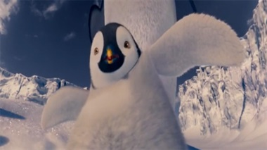 Happy Feet 2 - teaser