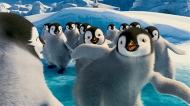 Happy Feet 2 - trailer NL
