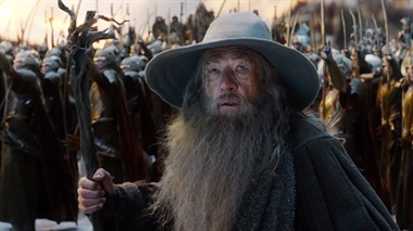 The Hobbit: The Battle of the Five Armies - trailer