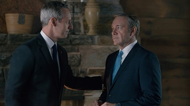 House of Cards Seizoen 2 - trailer
