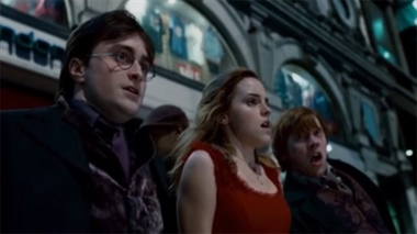 Harry Potter and the Deathly Hallows - special content trailer
