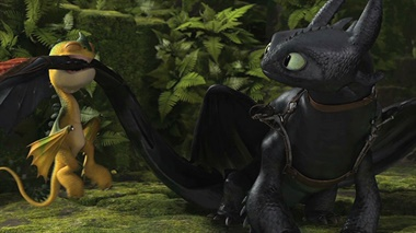 How to Train Your Dragon 2 - Meet the Dragons