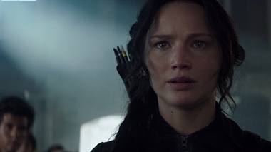 The Hunger Games: Mockingjay Part 1 - teaser