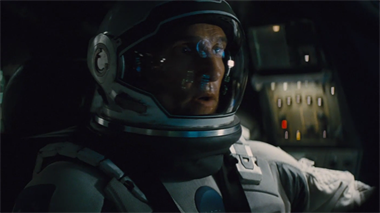 Interstellar - trailer 2