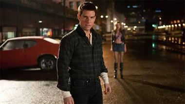 Jack Reacher - trailer