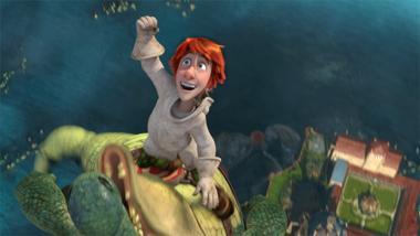 Jasper & Julia en de Dappere Ridders - trailer