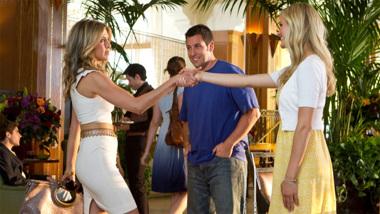 Just Go With It - Jennifer Aniston & Adam Sandler interview