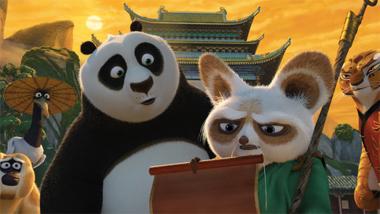 Kung Fu Panda 2 - IMAX trailer