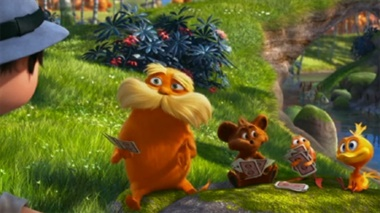 The Lorax - clip 2