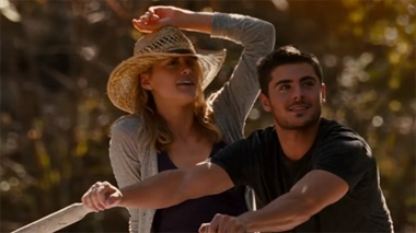 The Lucky One - trailer