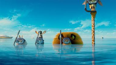 Madagascar 3 - trailer 1