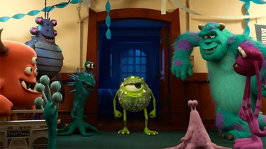 Monsters University - trailer 1